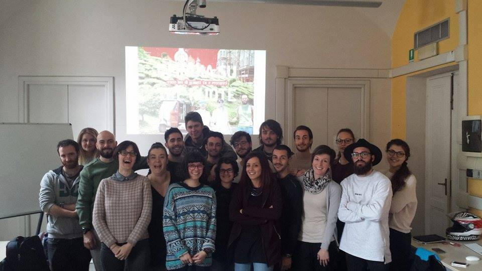 Studenti IED Torino