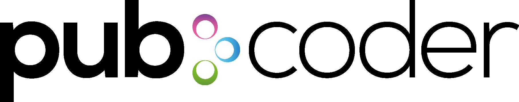 PubCoder Logo